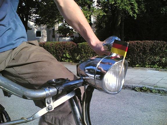 دوچرخه آلمان