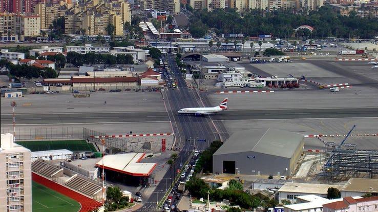 Gibraltar Airport_ Gibraltar