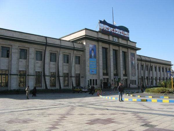 ایستگاه تهران