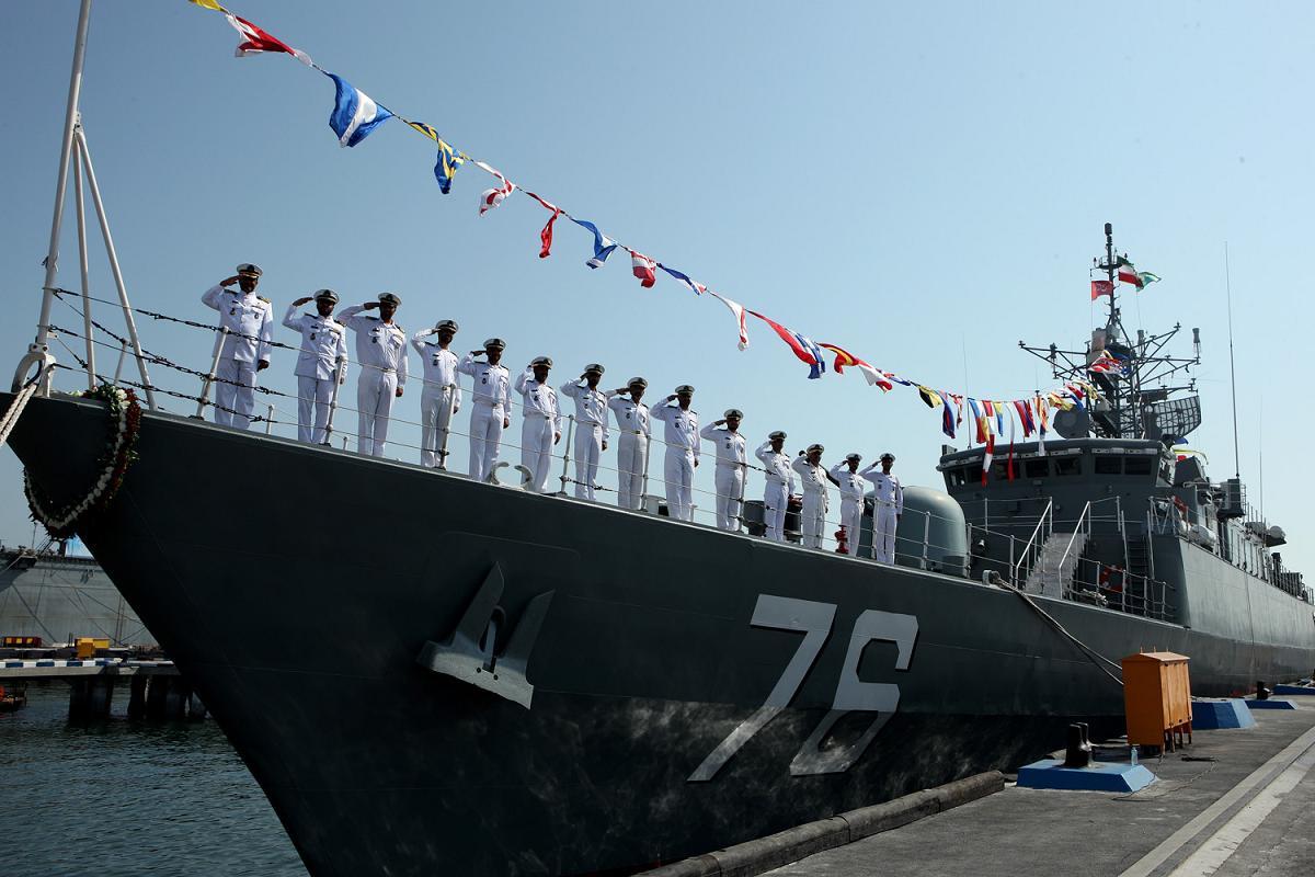 اعلام آمادگی 2 گروه از رزمندگان نیروی دریایی ارتش برای اعزام به سوریه