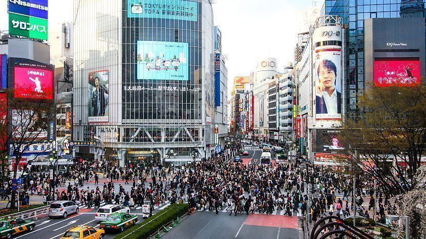 Shibuya Crossing - Tokyo_ Japan2