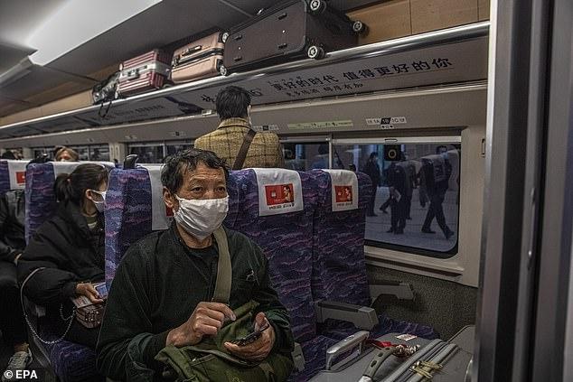 نکات بهداشتی در قطار