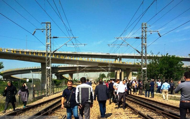 اختلال مترو