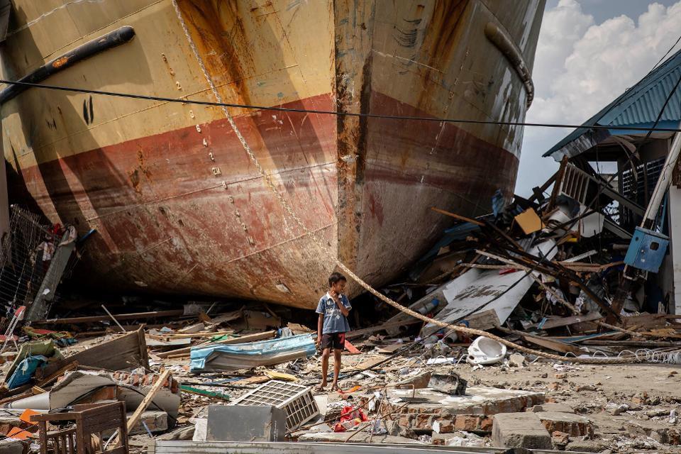 طوفان اندونزی