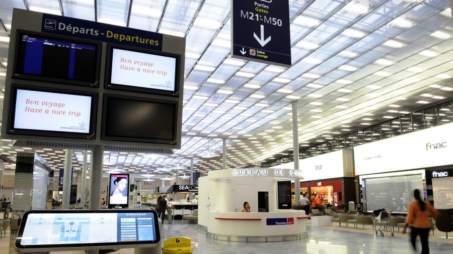 بهترین فرودگاه های کانکشنی-7- هارتزفیلد