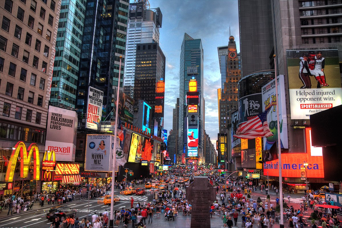 Times Square - New York_ USA2