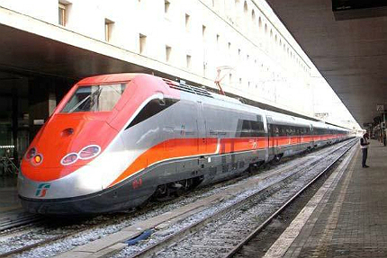 ETR 500 Frecciarossa Trains