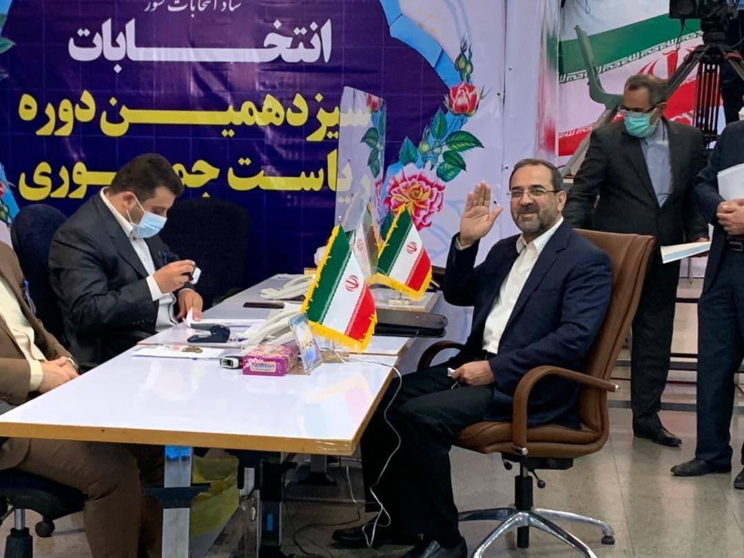 محمد عباسی+انتخابات