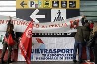 اعتصاب گسترده کارکنان آلیتالیا، 300 پرواز این شرکت را لغو کرد