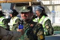 امنیت صد در صدی در مناطق زلزله زده کرمانشاه
