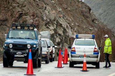 افزایش ۹۳ درصدی سفرهای نوروزی در جادهها