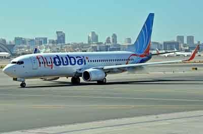 ممانعت از پرواز هواپیمای اماراتی در فرودگاه بینالمللی مسکو