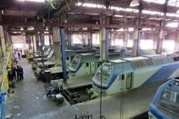 مناقصه خدمات پشتیبانی اداری و مالی کارخانجات تعمیرات لکوموتیو بافق