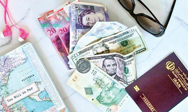 اعلام میزان ارز مسافرتی تخصیصیافته؛ بهزودی
