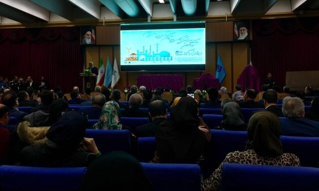 نمایشگاه گردشگری و صنایعدستی افتتاح شد