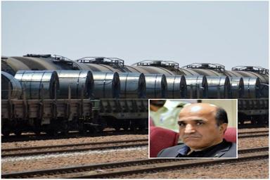 رشد 32درصدی تن-کیلومتر مبدا-مقصدی در راهآهن اصفهان