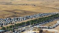 ۶۱ هزار خودرو در مرزهای چهارگانه تحت پایش تصویری قرار دارند