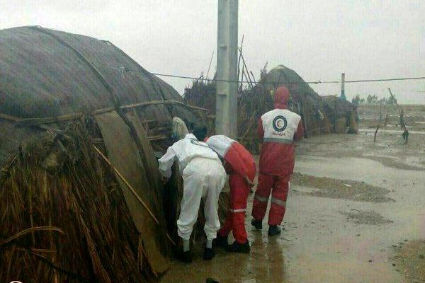 فوت ۵ نفر در سیلاب