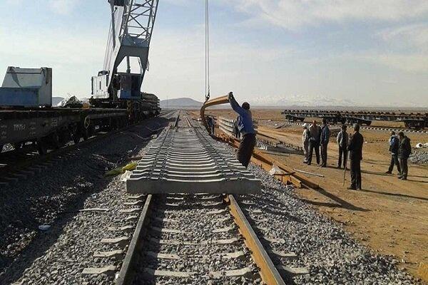 تخصیص 600 میلیارد تومان برای شتاب راه آهن اردبیل میانه