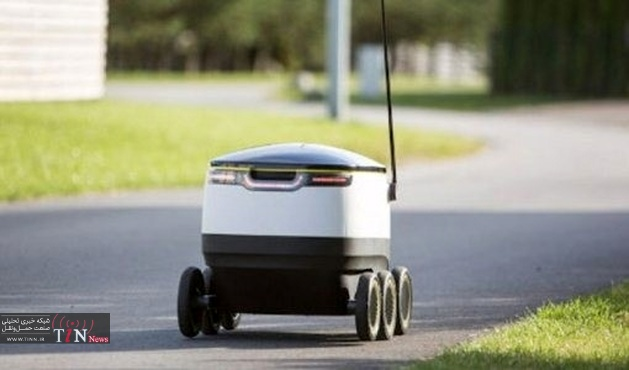 Starship Technologies initiates testing of autonomous delivery vehicles