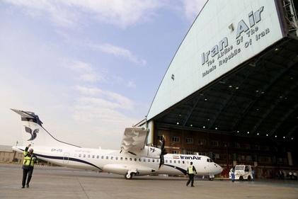 (تصاویر) ورود 2 فروند ATR به مهرآباد