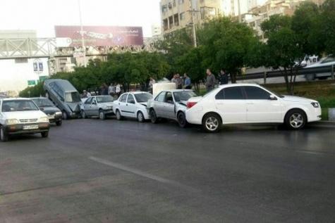 تلفات رانندگی در معابر درون شهری خراسان جنوبی ۹ درصد کاهش یافت