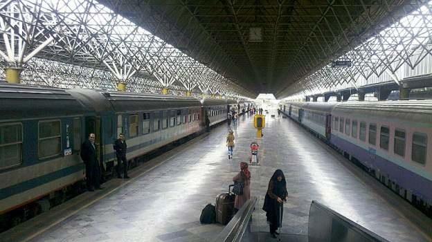 ایستگاه راهآهن تهران بهزودی با زیرگذر به مترو وصل میشود