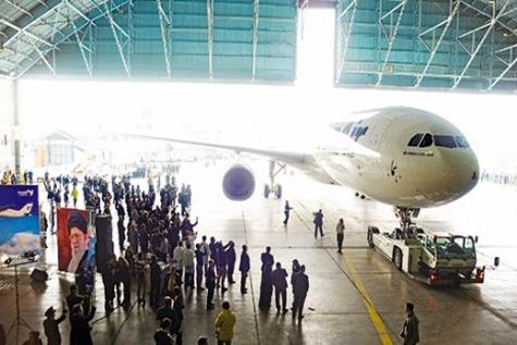 روایت ورود ۳ فروند هواپیمای ایرباس به ناوگان هوایی