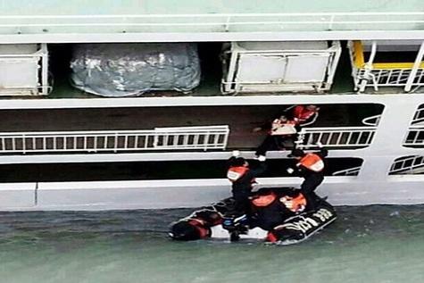 کره شمالی درخواست کره جنوبی را برسر غرق شدن کشتی این کشور رد کرد