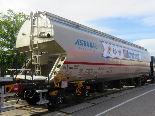 'Transformational' deal creates Europe's largest wagon manufacturer