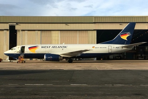West Atlantic relocates UK operations to East Midlands Airport