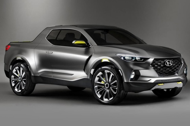 Hyundai ute could arrive by 2020