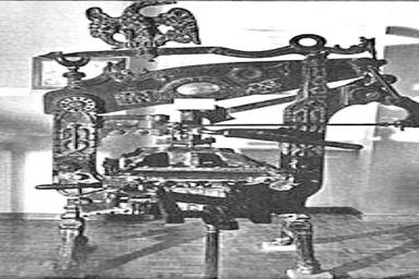 ورود دستگاه چاپ به ایران