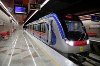 کمبود واگن مشکل اساسی متروی مشهد