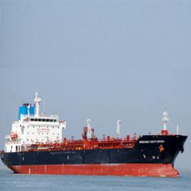 تانکر نفتی جدید پاکستان به بندر کراچی رسید