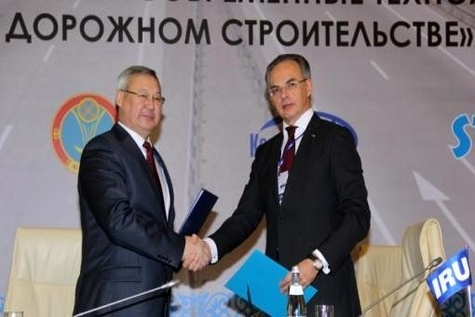 KazAvtoZhol partners with IRU for safer, more secure roads in Kazakhstan