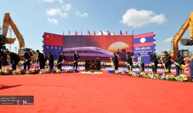 Ceremony launches Laos railway construction