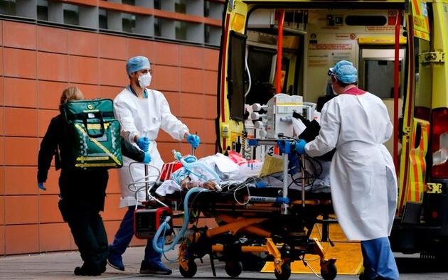 جدیدترین آمار جهانی مبتلایان و فوتی های کرونا/ قربانیان انگلیس از ۱۰۰ هزار نفر گذشت