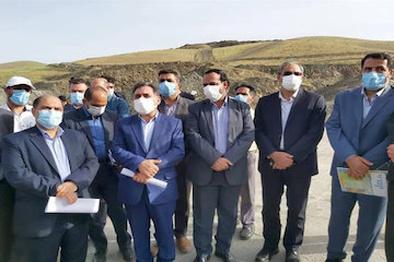 آزادراه اراک- خرم آباد بخشی از کریدور مهم آزادراهی اتصال تهران به بندر امام است
