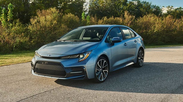 2020 Toyota Corolla: See The Changes