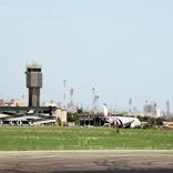 صرفه جویی آب در فرودگاه مهرآباد با بهسازی آبیاری فضای سبز