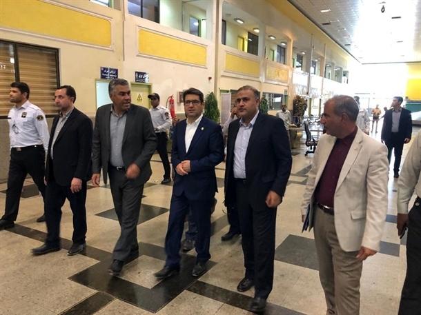 دستورات جدید برای توسعه پایانه های صادراتی بندر شهید باهنر