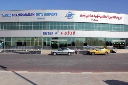 تابآوری فرودگاه تبریز در زمان قطع برق محک خورد