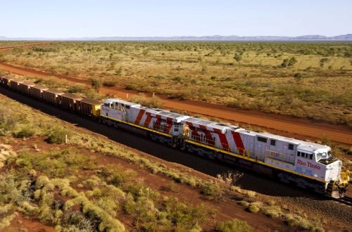 Rio Tinto moves forward with driverless heavy-haul project