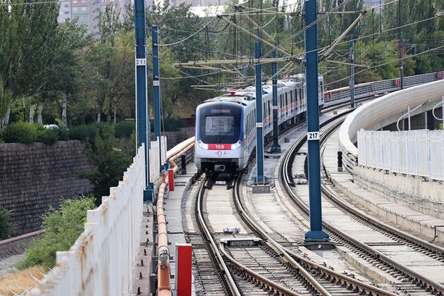 فاز سوم خط ۱ مترو تبریز یک هفته تعطیل است