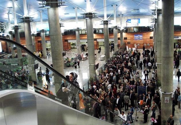 مسافران ٣ ساعت قبل از پرواز در فرودگاه امام حضور یابند