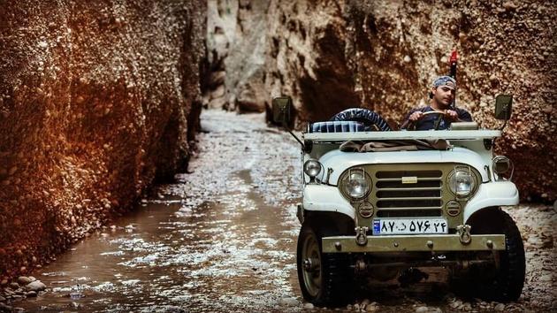 ممنوعیت ورود وسایل نقلیه به دره توبیرون دزفول