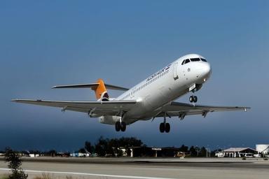 افزایش  آمار پروازهای داخلی در مردادماه سال جاری