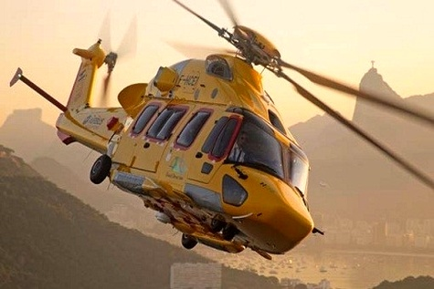 Airbus Helicopters sees ۲۰۱۵ orders and deliveries fall