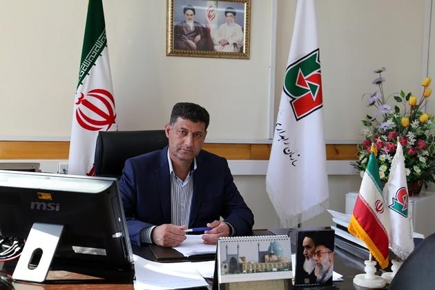 میزان ترانزیت وسایل نقلیه باری در ایام نوروز98 از پایانه مرزی مهران